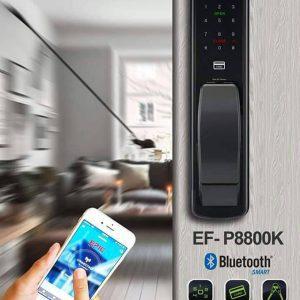 กลอนประตูดิจิตอล Digital Door Lock EF-P8800K