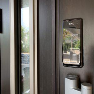EPIC Digital Door Lock PopScan